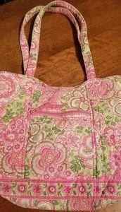 Pink Vera Bradley Handbag